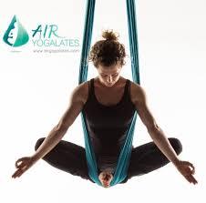 air yogalates teacher calgary canada