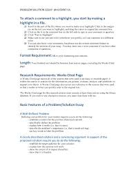 proposing a solution essay  problem solution essay
