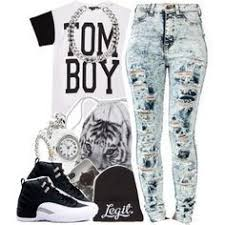 jordan outfits for girls. swag outfits for girls with jordans polyvore - google search jordan
