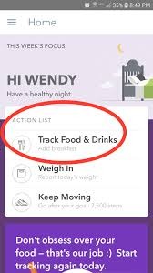 Meal Tracking How Do I Track My Meals On The Mobile App Omada Health