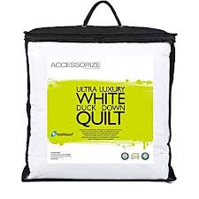 Quilts Online | Buy Quilts Online | Zanui & 400GSM Duck Feather & Down Quilt Adamdwight.com