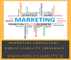 public liability insurance for advertising marketing consultants