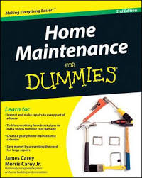 Yearly House Maintenance Home Maintenance For Dummies James Carey 9780470430637
