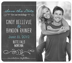 Winter Save The Date Magnets Rustic Love Save The Date Wedding