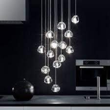 Modern contemporary pendant lighting Coloured Glass Multilight Pendant Lights Ylighting Modern Pendant Lighting Contemporary Pendant Lights Ylighting