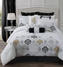 bed sheet and comforter sets classy bed sheet and comforter set with black euro sham cover with