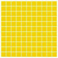 yellow floor tile