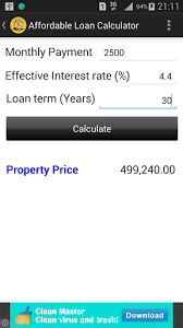 calculator house loan housing loan calculator 1 2 5 apk androidappsapk co