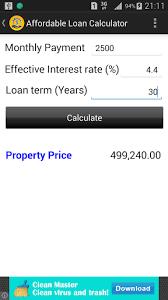 calculator house loan housing loan calculator 1 2 5 apk androidappsapk co