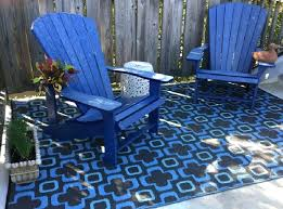 plastic patio rug outdoor rugs mad mats home design how to care