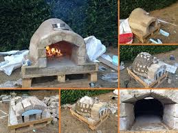 how to diy outdoor pizza oven