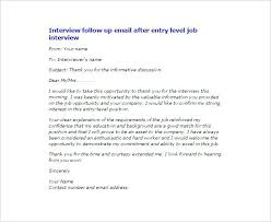How To Confirm An Interview After Interview Thank You Email Luxury Sample Job Letter For