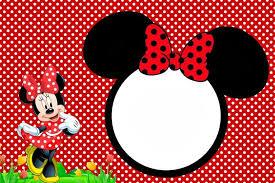 minnie mouse invitation template minnie mouse invitations free template