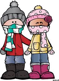 Image result for winter kid clipart