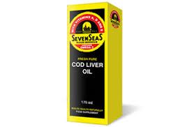 seven seas cod liver oil 170ml