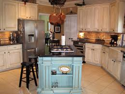Country Cottage Kitchen Cabinets Cottage Kitchen Curtains Striped Linen Curtain Kitchen Linen