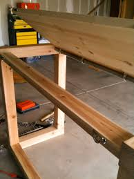 drafting table desk. Stability 2x4 That The Top Rests On Of A Standing Drafting Table Desk