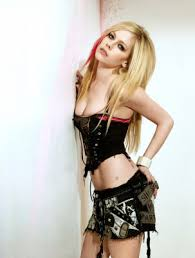 Rock prensesi Avril Lavigne