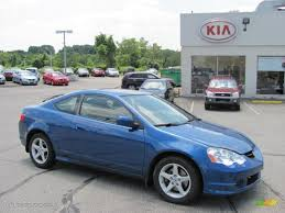 2004 Arctic Blue Pearl Acura RSX Type S Sports Coupe #31791546 ...