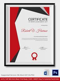 Customize Print Free Online Printable Certificates Of