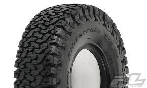 Bf Goodrich All Terrain Tire Size Chart