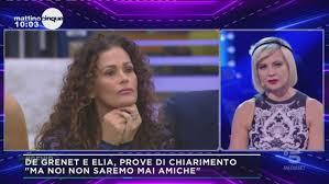GF Vip: il chiarimento tra Antonella Elia e Samantha De Grenet - Mattino  Cinque Video