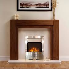 cream electric fireplace awesome skye fireplace suite 48 with brushed steel fire