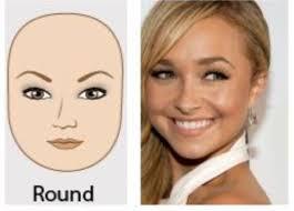 round face eyebrow shape