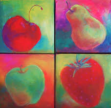 abstract fruit paintings canvas abstract fruit paintings canvas