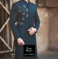 Groom Sherwani Latest Design Designer Sherwani For Groom Punjabi Designers