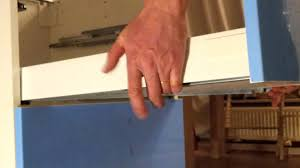 How To Remove Kitchen Cabinet How To Remove Ikea Maximera Kitchen Cabinet Drawer Youtube