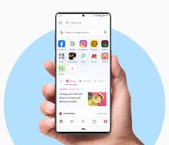 Opera Mini für Android | Werbeblocker, Dateifreigabe, Dateneinsparungen