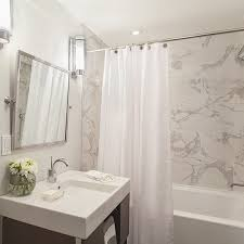modern guest bathroom design. large marble shower tiles modern guest bathroom design y