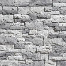 litestone 8 square ft shadow grey faux stone veneer
