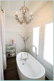 mini chandelier bathroom lighting torahenfamilia tips to pick within for plans 18
