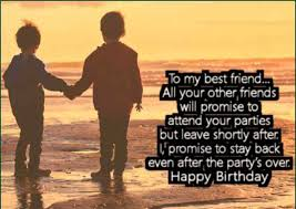 happy birthday letter to best friend happy birthday letter to best friend