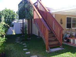 furniture exterior wood stairs spiral staircase kits painting wooden plans deck stair railing much do