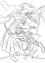 Small Picture Fighting X men Wolverine Vs Magneto Coloring Pages X men