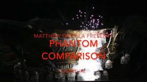 phantom comparison overture