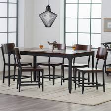 industrial style living room furniture. Belham Living Trenton Wood And Metal 7 Piece Dining Set Industrial Style Room Furniture