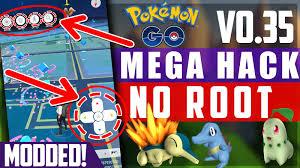 Pokemon go mega hack apk