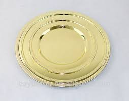 metal dinner plate chargers. hot sale stainless steel gold dinner plate,charger plates,antique metal mirror tray plate chargers l