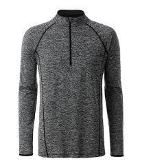 Men's Longsleeved functional Sports Shirt - Zummertex