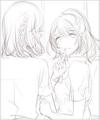 メイキング表情で語るフライさんの美少女イラスト作画 イラスト