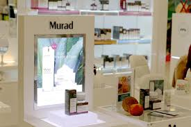 murad aren t in many s around manchester but they have opened a new counter on the beauty floor in debenhams trafford centre this year