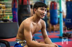 ตะวันฉาย พี.เค.แสนชัยมวยไทยยิม : ยอดมวยวัย 19 ผู้มีดีมากกว่าแค่หน้าตา