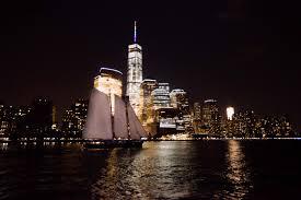 Harbor Lights Sunset Cruise Nyc Schooner America 2 0 Sailing In New York Harbor Sailing