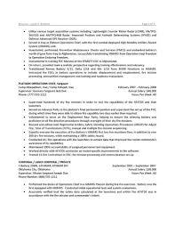 Army Resume Builder 20 Military Uxhandy Com Examples For Civilian