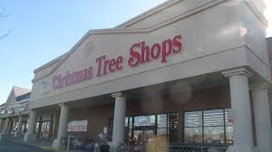 and nearby richmond there is a famous christmas tree shop store that  kathleen has introduced many