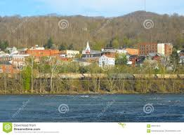 Hinton, West Virginia stock image. Image of coalcamp - 89721647
